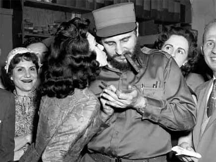 Fidel Castro Sex 85