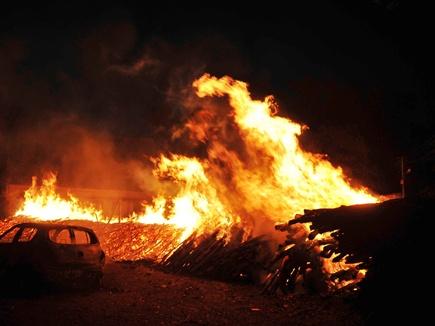 10दिन में उज्जैन में आग लगने की तीसरी घटना ,अब सिंहस्थ के लिए खरीदी गई