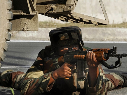 भारतीय सेना ने मार गिराए 7 पाक जवान