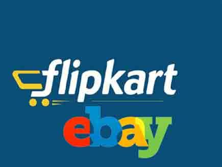 Flipkart ने ई-बे इंडिया को खरीदा, 1.4 बिलियन डॉलर जुटाए