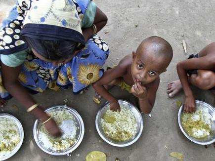 global hunger index report 12 10 2017