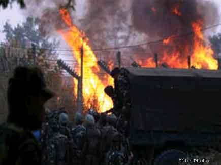 जम्मू में आतंकी हमला...