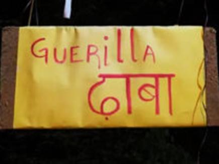 guerilla dhaba 12 10 2017