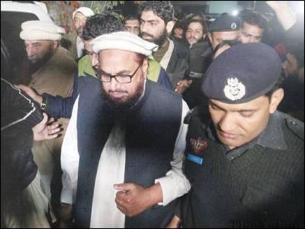 hafiz saeed house arrest 20 10 2017