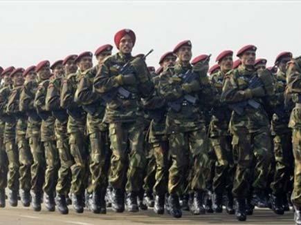 सैन्य बलों को आर्थिक अधिकार देने का फैसला