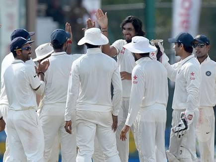 भारत ने 22 वर्षों बाद श्रीलंका में टेस्ट सीरीज जीती