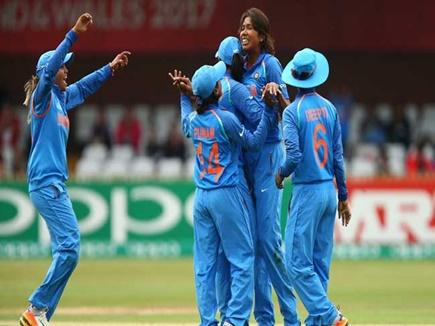 मिताली और राजेश्वरी ने भारत को महिला विश्व कप के सेमीफाइनल में पहुंचाय