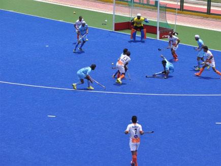 हॉकी विश्व लीग फाइनल की मेजबानी करेगा रायपुर