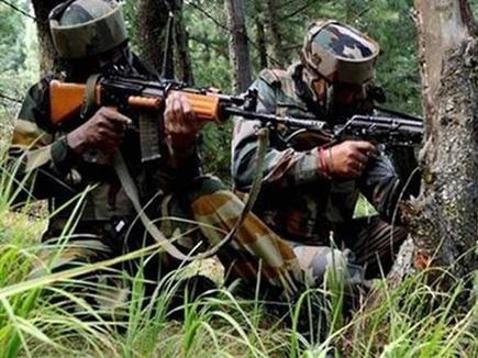 कश्मीर के पुलवामा में सेना ने किया मोस्ट वांटेड लश्कर कमांडर अयूब ललह
