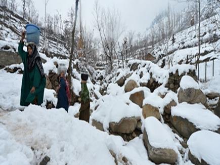 श्रीनगर में टूटा ठंड के दस साल का रिकॉर्ड