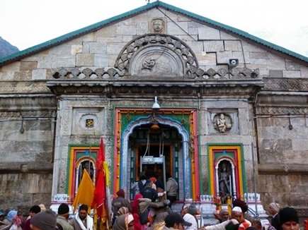 kedarnath temple 12 09 2017