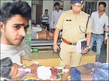 छात्रों के बीच खूनी गैंगवार, एक की मौत व एक अन्य घायल