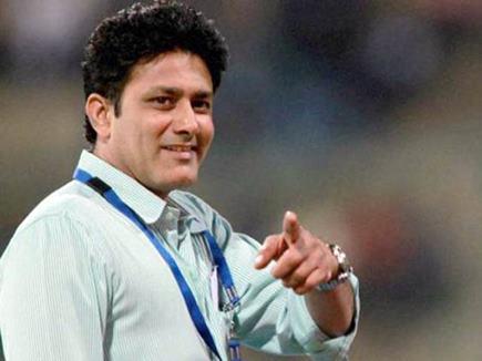 Anil Kumble ,zaheer khan ,Sagarika ,Delhi Daredevils ,Kumble trolled,टीम इंडिया,कोच अनिल,कुंबले,बड़ी गलती,मजाक