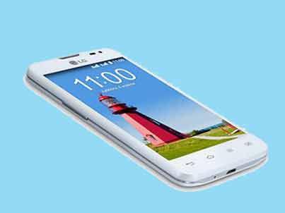 एलजी का सस्ता स्मार्टफोन एल65 ड्युअल
