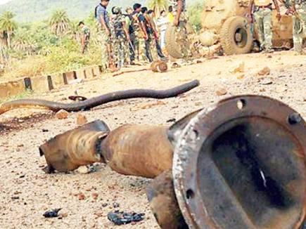 maoist ied blast 26 05 2017