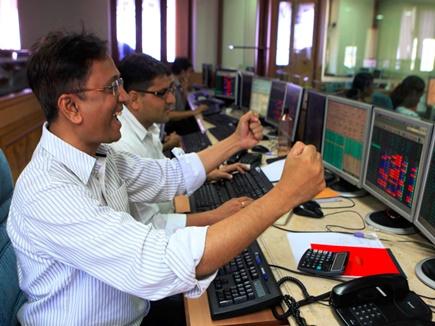 मोदी लहर से झूमा शेयर बाजार, सेंसेक्स में 540 अंक का उछाल