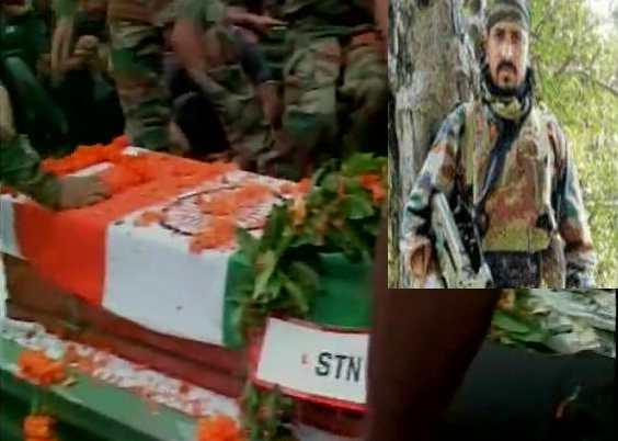 दस आतंकियों को मार कर शहीद हुए मोहन गोस्वामी