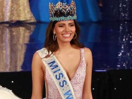 प्यूर्टो रिको की सुंदरी वेले बनीं मिस वर्ल्ड
