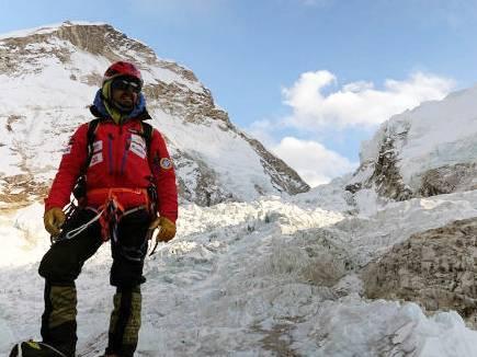 उम्र  साढ़े 4साल,  एवरेस्ट बेस कैंप की चोटी पर पहुंच बनाया रिकॉर्ड