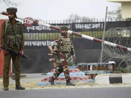 जम्मू के नगरोटा में सेना की यूनिट पर आतंकी हमला, मेजर समेत तीन जांबाज