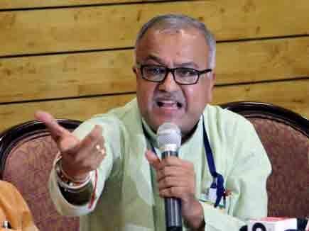 मप्र भाजपा अध्यक्ष चौहान को अब चुनाव आयोग से शिकायत
