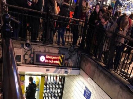 लंदन के ऑक्सफोर्ड स्ट्रीट में फायरिंग से भगदड़