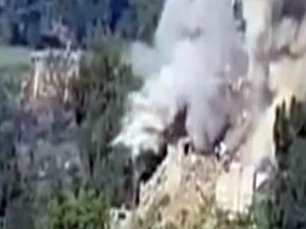 एंटी गाइडेड मिसाइल से तबाह किए पाक के कई बंकर
