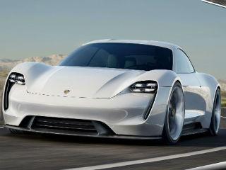 पोर्श ने उतारी 500 किलोमीटर रेंज वाली इलेक्ट्रिक कार