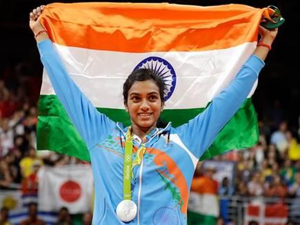 सिंधु विश्व रैंकिंग में शीर्ष पांच खिलाड़ियो में पहुंची।