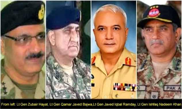 भारत की मुसीबतें बढ़ा सकता है नया पाक सेना प्रमुख