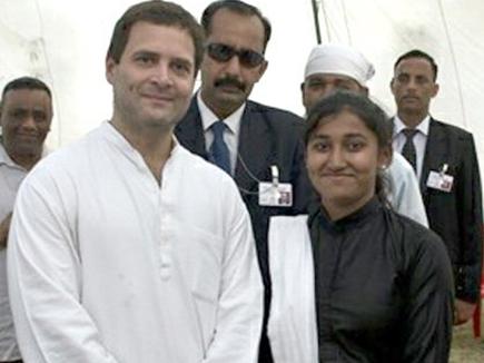 यूपी की इस लड़की के मुरीद हैं राहुल-सोनिया, जानिए क्या है मामला