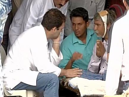 राहुल बोले, मुझे शर्मिंदगी है कि आज भी हमारे यहां ऐसा होता है
