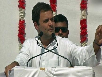 गुजरात केवल 5-10 उद्योगपतियों का नहीं: राहुल