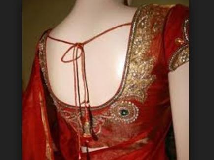 red sari 14 09 2017