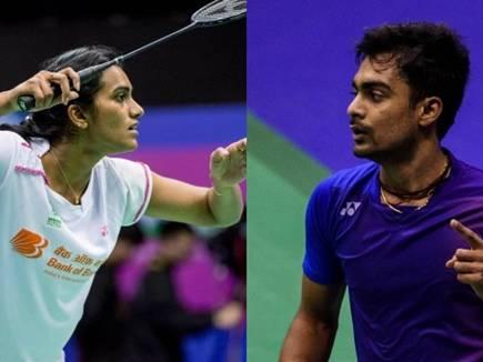 हांगकांग ओपन के फाइनल में हारे पी वी सिंधु और समीर वर्मा