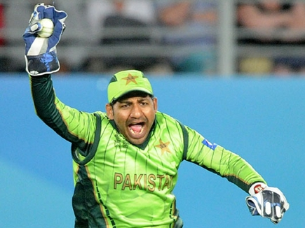 सरफराज पाकिस्तान ट्वेंटी-20 टीम के कप्तान