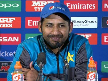sarfaraz ahmead after match 19 06 2017