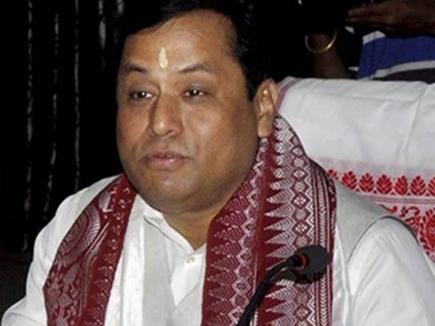मुख्यमंत्री सर्वानंद सोनोवाल ने कहा चीनी सामानों को मत खरीदें भारतीय