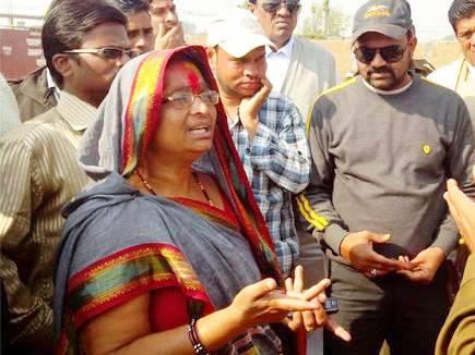 करैरा कांग्रेस विधायक शकुंतला खटीक पर केस दर्ज