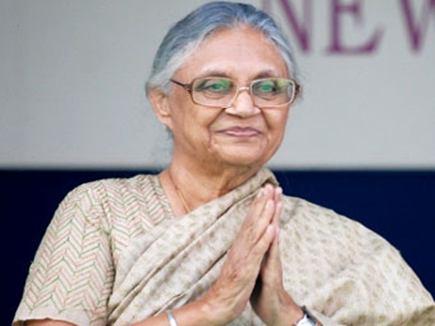 यूपी चुनाव में शीला दीक्षित होंगी कांग्रेस की सीएम उम्मीदवार