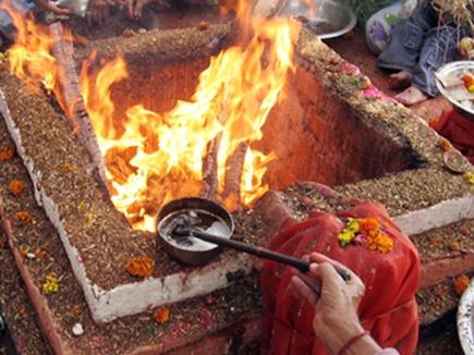 सिंहस्थ के दौरान उज्जैन में देंगे 1.80 करोड़ के घी से आहुति