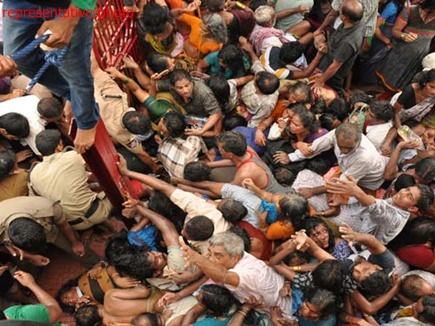 पश्चिम बंगाल के गंगा सागर मेले में मची भगदड़ 6 की मौत, दर्जनों घायल