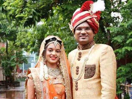 एक रुपए और नारियल में हुई शादी, करोड़पति परिवार की बहू बनी श्वेता