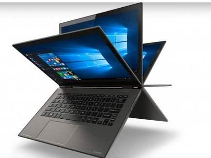 अब तोशिबा लाया 4के स्क्रीन का लैपटॉप/टैबलेट