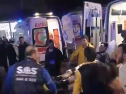 तुर्की में अंधाधुंध फायरिग, दो भारतीयों समेत 39 की मौत