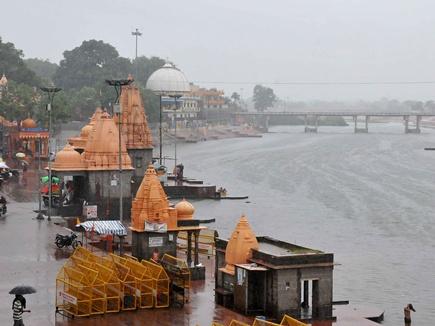ujjain rain 14 07 2017
