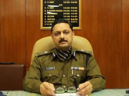 इंदौर  एडीजी माहेश्वरी समेत 20 पुलिसकर्मियों को राष्ट्रपति पदक