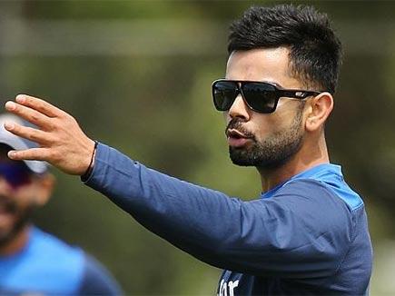 वैलेंटाइन डे पर अकेले नजर आए भारतीय टेस्ट कप्तान विराट