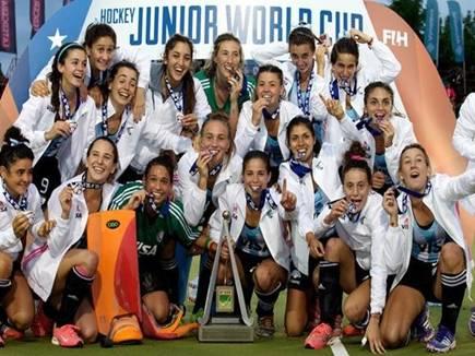 अर्जेन्टीना ने जीता महिला हॉकी जूनियर विश्व कप का खिताब