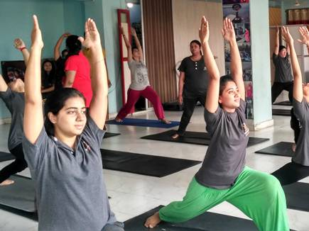 yoga workshop indore mp 13 09 2017